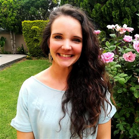 Author Caylin Goodchild registered Dietitian