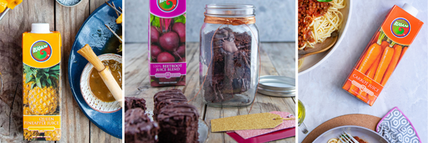 Recipes to follow: Traditional Gammon, Beetroot Brownies, Spaghetti Bolognese